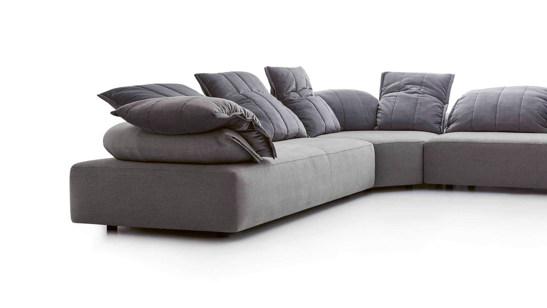Italian Leather Sofas, Beds and Armchair - Ditre Italia