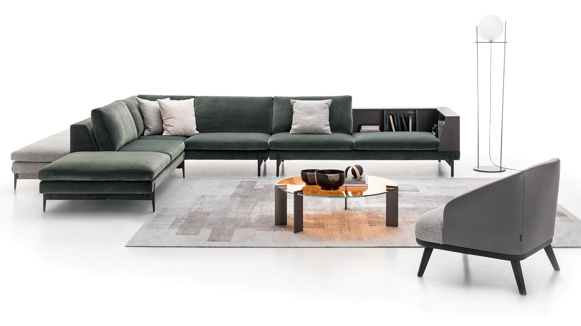 Awesome poltrone e sofa divani angolari ideas house - Poltronesofa letti contenitore ...
