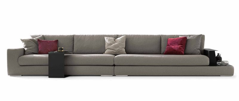 Sofas collection leather and modern sofas ditre italia - Divano anderson ditre ...
