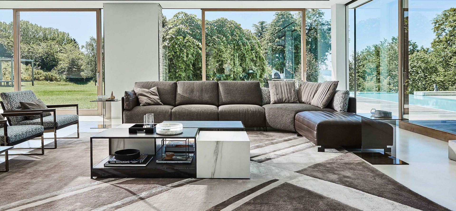 Divano Bag: il divano rialzato da terra dal design 100% italiano ...