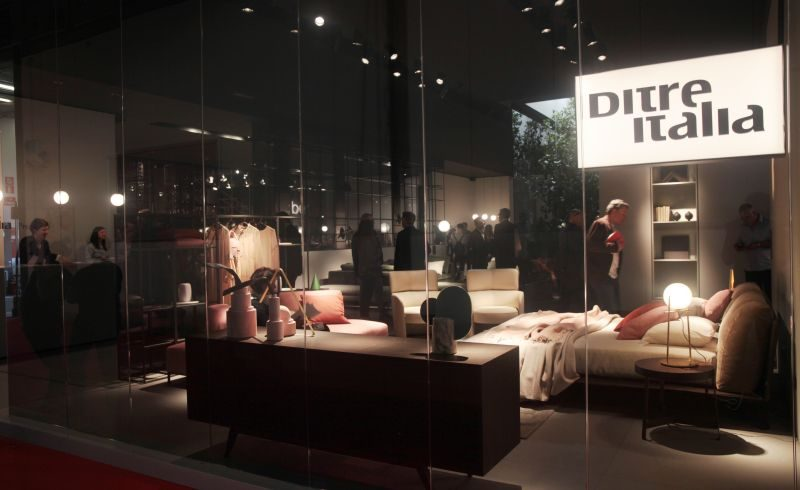 Ditre Italia projects a new landscape at the Salone del Mobile in Milano 2018