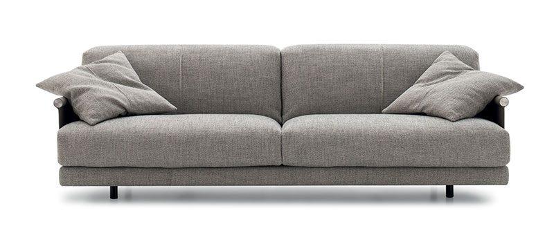 Divani in pelle e divani in tessuto di design ditre italia - Divano anderson ditre ...