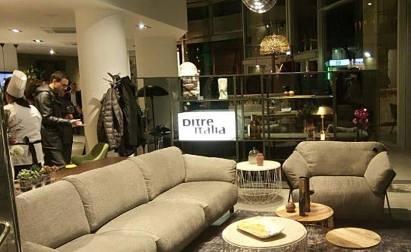 Ditre Italia design in Cyprus thanks to Ergo Home Group
