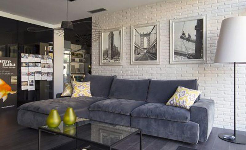 New showroom for Raimondi Idee Casa, Ditre Italia partner