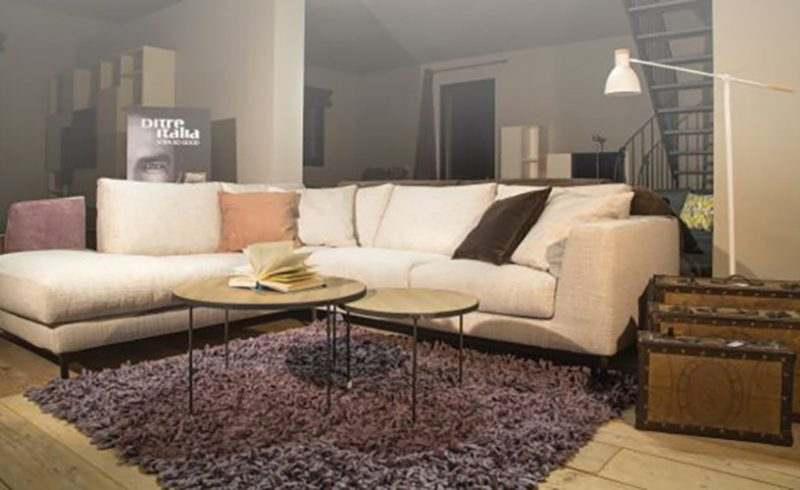 New showroom for Raimondi Idee Casa, Ditre Italia partner - Ditre Italia
