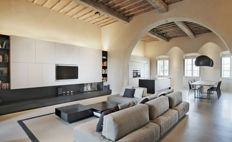 CMT Architetti chooses Sanders to breathe new life into a 15th century farmhouse
