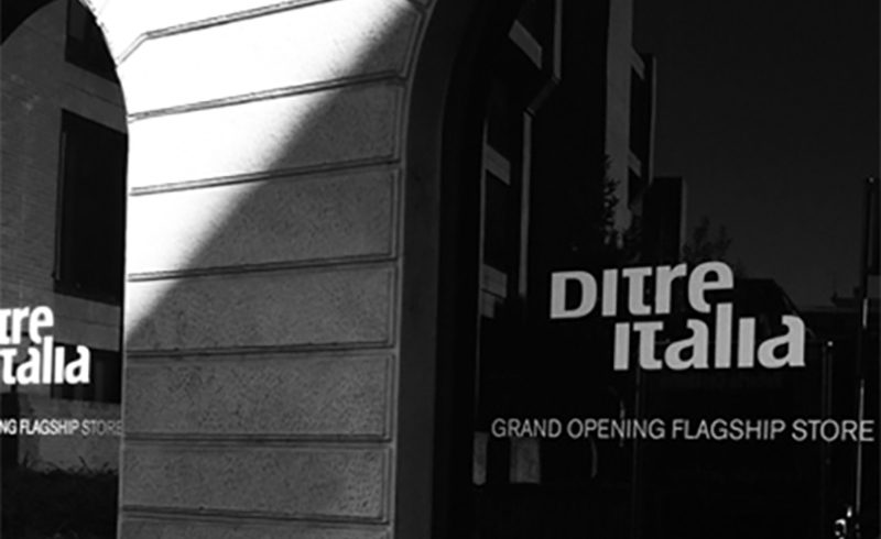 Ditre Italia opens its new flagship store in Milan and Launches its collaboration with the Joe Colombo studio