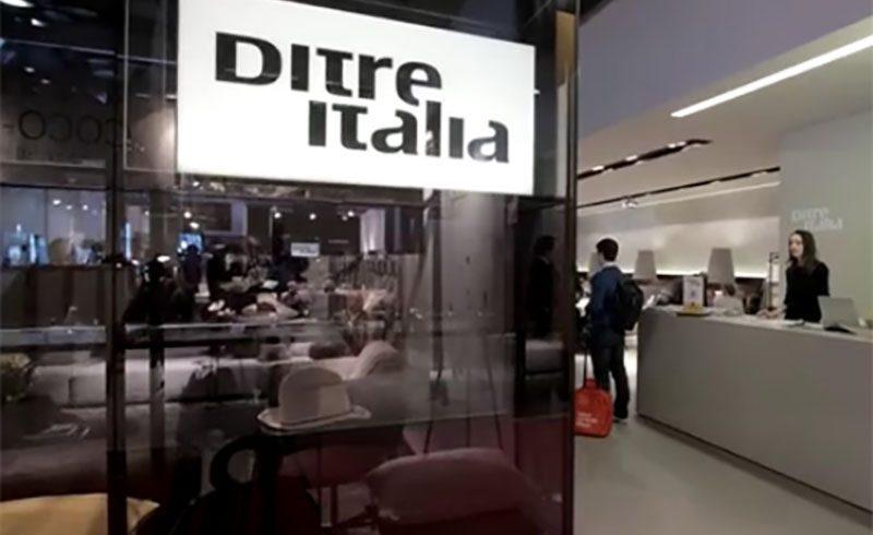 Ditre Italia al Salone internazionale del Mobile 2015