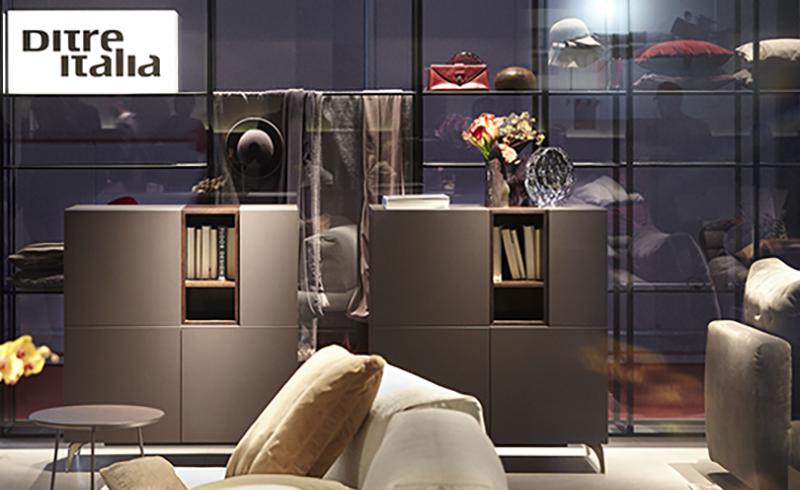 Designwear: il nuovo stile di divani ed imbottiti Ditre Italia presentato al Salone del Mobile 2015