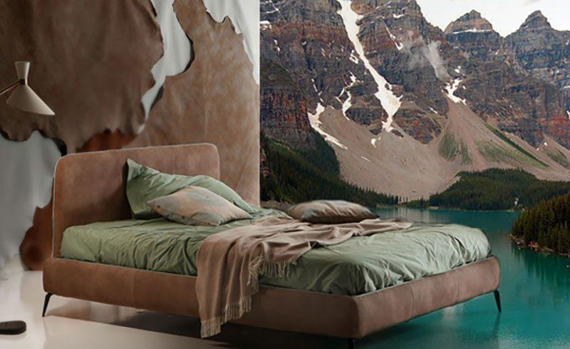 Ditre Italia, un letto in Canada.